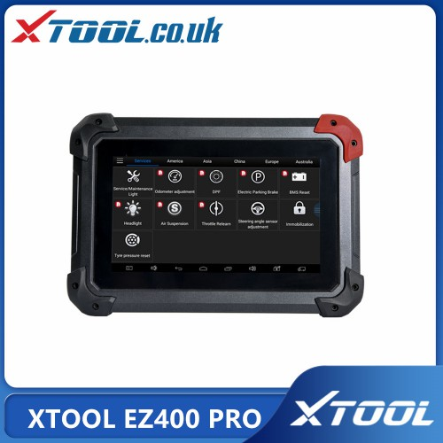 XTOOL EZ400 PRO Full System Diagnostic Tool +IMMO+Oil Service + EPB + TPS Free Update Support Malaysia Proton and Perodua