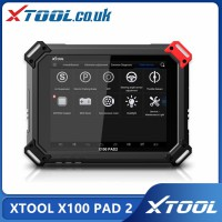 [UK/US Ship No Tax] Original XTOOL X100 PAD 2 Standard Version with Special Functions Immobilizer EEPROM EUC TPMS Airbag Reset Tool