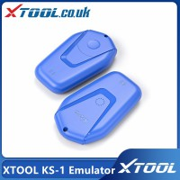 [UK Ship No Tax] XTOOL KS-1 Toyota Smart Key Simulator Support All Key Lost via OBD2 For Toyota/Lexua Work with PS90 X100 PAD2 PAD3 PAD Elite A80 H6