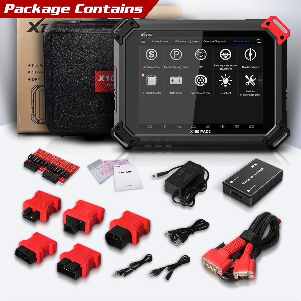 Xtool X100 PAD2 full package