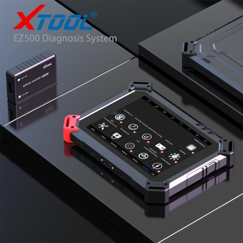 [UK Ship No Tax Last 2 pcs] XTOOL EZ500 Full-System Diagnosis for Gasoline Vehicles with Special Function Same as XTool PS80
