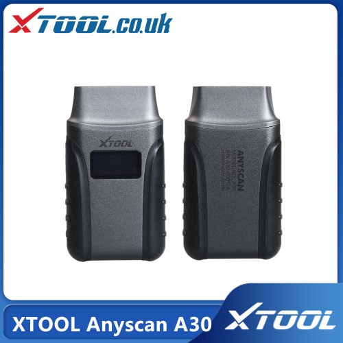 [UK/US Ship No Tax] XTOOL A30 OBD2 Full system Auto Diagnostic tool code reader DPF regeneration EPB reset For Android & IOS online
