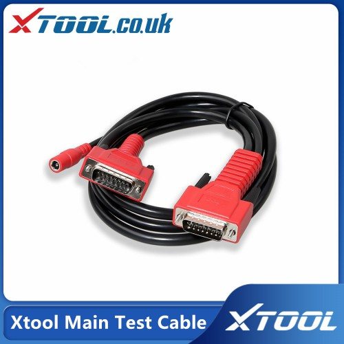 Main Test Cable For Xtool X100 Pro And X200+ Free Shipping