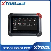 [UK/US Ship] XTOOL EZ400 PRO Full System Diagnostic Tool +IMMO+Oil Service + EPB + TPS Free Update Support Malaysia Proton and Perodua