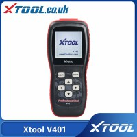 [UK/US Ship] XTOOL V-A-G401 V401 OBD2 Auto scanner diagnostic tool for Audi/VW/SEAT/SKODA dedicated Airbag reset ABS code reader for VAG Free Update