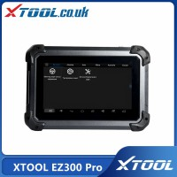 XTool EZ300 Pro With 5 System Diagnosis Engine,ABS,SRS,Transmission and TPMS Better than MD802,TS401 Free Update Online