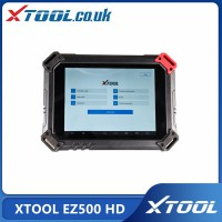 XTOOL EZ500 HD Heavy Duty Diagnosis System with Fuel Pump Calibration Same as PS90 HD