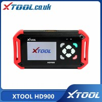 XTOOL HD900 Eobd2 OBD2 CAN BUS Auto Heavy Duty Diagnostic Scanner Code Reader