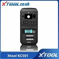 [UK/EU/US Ship] Xtool KC501 Mercedes Infrared Key Programming Tool Support MCU/EEPROM Chips Reading&Writing Work with X100 PAD3/X100 PAD Elite/A80 Pro