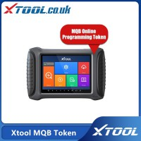 XTOOL MQB V-A-G Access Online Programming 1 Token Suit for Xtool X100 Pad / Pad2 / Pad2 Pro / X100 Pad3