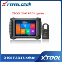 XTOOL X100 PAD3 (X100 PAD Elite) One Year Update Service Subscription
