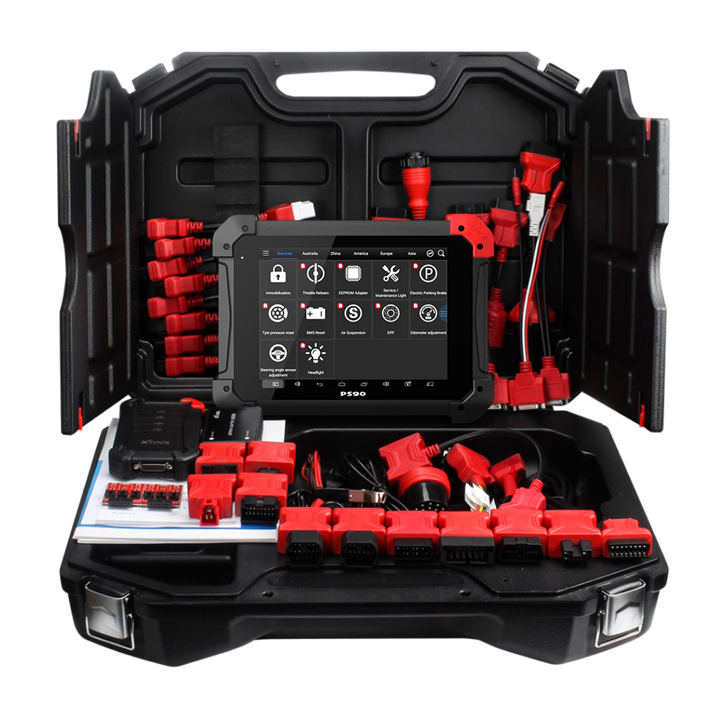 Xtool PS90 Pro full package