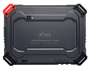 Xtool EZ500 back side