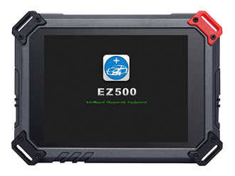 Xtool EZ500 front side