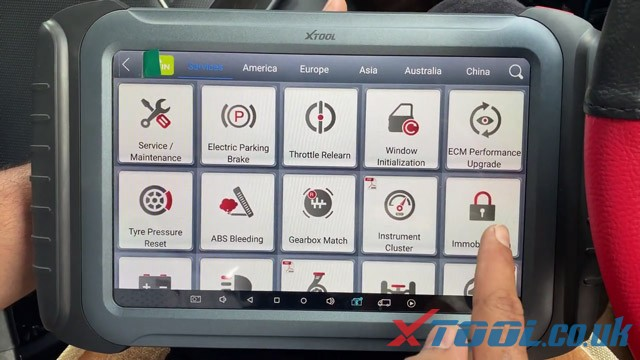 Comment programmer Suzuki Spresso 2020 Key Xpad Elite 5