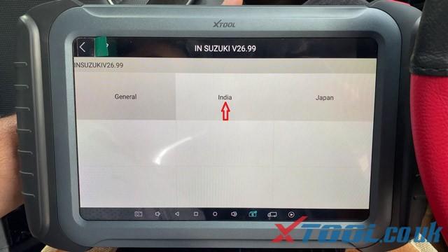 Comment programmer Suzuki Spresso 2020 Key Xpad Elite 7