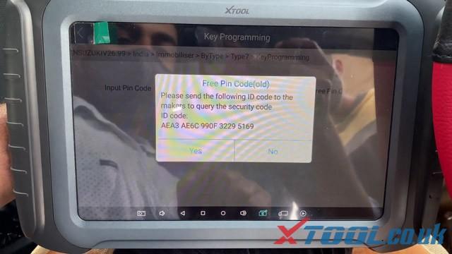 Comment programmer Suzuki Spresso 2020 Key Xpad Elite 13