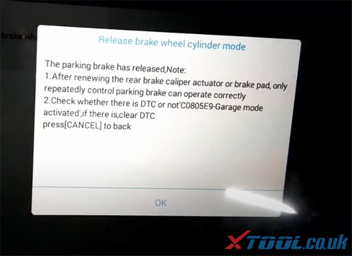 Xtool Ps90 Bmw Epb Reset Car List 10